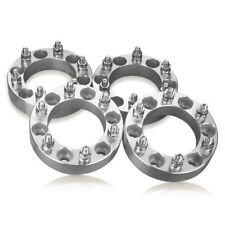 4 Chevy Wheel Spacers Adapters 6x139.7 to 6x120 for Silverado Tahoe Suburban 1.5