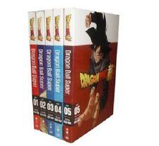 Dragon Ball Super: The Complete Series Part 1-5 (DVD, 2018, 10-Disc Box Set)