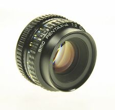 Smc Pentax-A 50mm f2 Manual Camera Lens #2