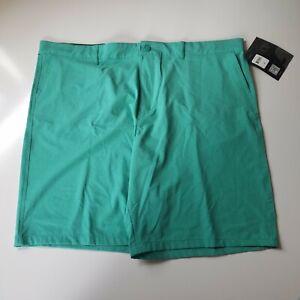 "OP Opflex 4-Way Stretch Swim Trunks Board Shorts Size 46"" NEW Teal 4 Pockets"
