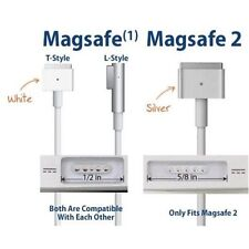 45W MagSafe 2 Power Adapter Charger for Apple Macbook Air 13/11 A1466/A1465