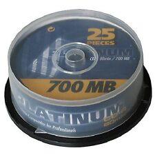 Platinum CD-R Computer Leermedien