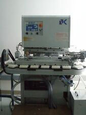 KENT INTERNATIONAL ALIEN 130MM PAD PRINTER W/ CAROUSEL TANTEC + ARCO GENERATORS
