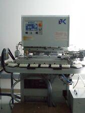 KENT INTERNATIONAL ALIEN 130MM PAD PRINTER W/ CAROUSEL TANTEC + ARCO GENERATORS