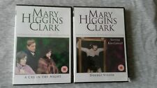 Mary Higgins Clark Double Vision / A Cry In The Night DVD Brand New & Sealed