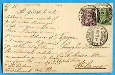 RARA GEMELLI su cartolina affrancata MICHETTI (273771)