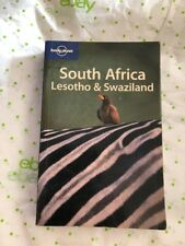 Lonely Planet South Africa, Lesotho & Swaziland By Mary Fitzpatrick