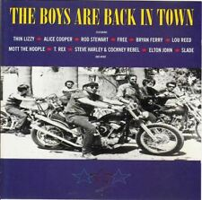 The Boys Are Back In Town LP (UK 1992) : Various