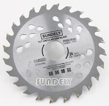 Secuda 115mm Angle Grinder saw blade for wood and plastic 24 TCT Teeth
