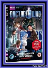 DOCTOR WHO CHRISTMAS SPECIAL 2011 - THE DOCTOR, THE WIDOW AND WARDROBE *NEW DVD