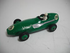 VINTAGE 1956 DINKY TOY #239 VANWALL RACE CAR RESTORED TO LIKE NEAR-MINT