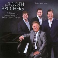 THE BOOTH BROTHERS - A TRIBUTE TO THE SONGS OF BILL & GLORIA GAITHER NEW CD