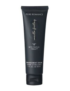 """Pure Romance """"O"""" with TriPlex Tingle, Intense Sexual Enhancement Cream with Mind"""