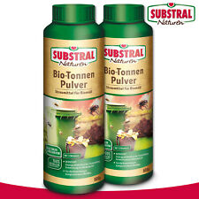 Substral Naturen 2 x 600 Outil Bio-Tonnen Poudre