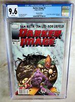 Darker Image 1 NEWSSTAND 1st Maxx Image Comics 1993 CGC 9.6 NM+ WP - Comic F0112
