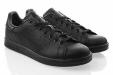 ADIDAS STAN SMITH Herrenschuhe Schwarz Expressversand Top M20327