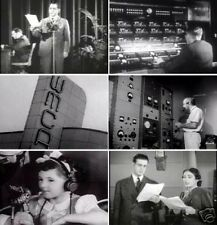 Radio History Operations Rockefeller Center Vintage 1930s To 1950s Films DVD