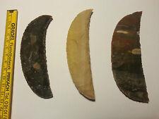Steinzeit Sichel stone age sickle falce de pietra faucille de pierre