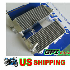 FOR Yamaha YZ 250 YZ250  2002-2018 2010 2003 2004 2005 2013 aluminum radiator