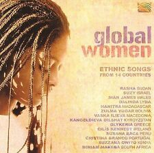 Global Women: Ethnic Songs From 14 Countries, New Music