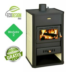 Water-bearing Stove Wood Stove Prity S1W10 6 + 10 KW EEK - A