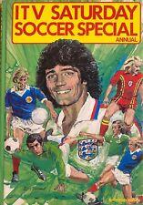 ITV SATURDAY SOCCER SPECIAL ANNUAL 1980