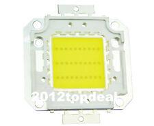 10w 20w 30w 50w 70w 80w 100w High power LED Chip warm / cool white F Aquarium