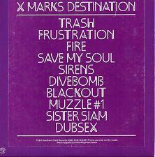 The Whip – X Marks Destination CD (Promo) (2008)