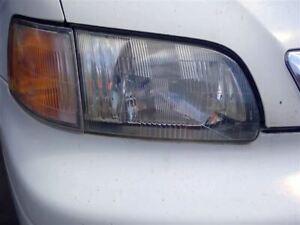 Passenger Right Headlight Fits 96-99 ISUZU OASIS 431814