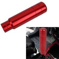 JDM Red Aluminum Shift Knob Manual Racing Gear Shifter Lever Head M8 M10 M12