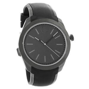 Movado Bold Motion Mens Black Dial Smart Watch 3660002