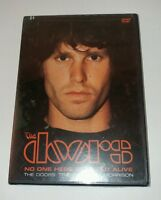 The Doors No One Gets Out Alive DVD Tribute to Jim Morrison NEW & SEALED
