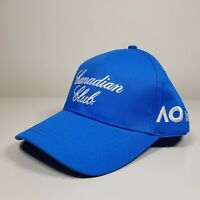 Brand New Canadian Club AO Australian Open Blue Cap Hat MULTIPLE AVAILABLE NWOT
