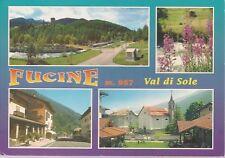 FUCINE . VAL DI SOLE . 4 VEDUTE - V2001
