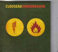Clouseau-Vonken & Vuur cd single