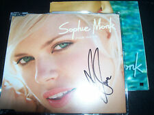 Sophie Monk Inside Outside Aus Remixes Poster Pack Signed Autographed CD Single
