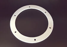 """Pellet Stove 6"""" Round Mount Gasket; Exhaust / Combustion. Fits 100's of models!"""