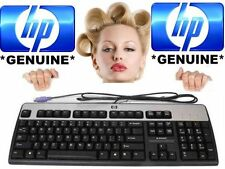 HP Full Size PS/2 Enhanced/Standard Quality PS2 Keyboard/KB 382641-B31*FREE POST
