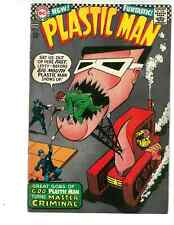 PLASTIC MAN # 4 - JUNE 1967 - SILVER AGE COMIC - FREE SHIPPING