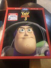New: TOY STORY 3 (2-Disc) Blu-ray + Digital HD Set
