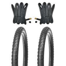 2x Kujo Fahrradreifen 20 Zoll Reifen 20x1.75 47-406 inkl. 2 x Schlauch mit AV