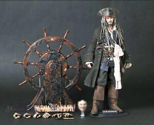 Jack Sparrow - Pirates of Caribbean on stranger tides - Hot Toys DX06 Special ed