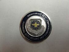 CHALLENGE COIN DIRECTORATE OF FINANCIAL MANAGEMENT AND COMPTROLLER EXCELLENCE