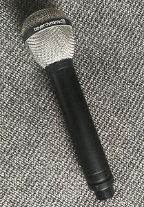 Vintage beyer dynamic M88 Microphone