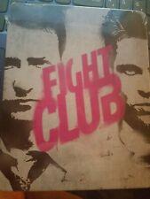 Fight Club (Blu-ray Disc, 2009) Metal Pack/ Steelbook