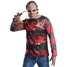 Freddy Kit Adult Costume Kit Nightmare on Elm Street Halloween Fancy Dress