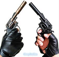 Costume Accessory Western Cowboy Gangster Police Pistol Diecast Cap Toy Gun