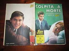 FOTOROMANZO SOGNO MENSILE N°3 GENNAIO 1965 COLPITA A MORTE RETRO G.MORANDI