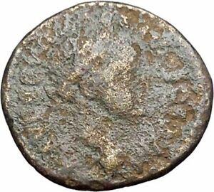SEVERUS ALEXANDER 222AD Nicomedia Bithynia Female Ancient Roman Coin i48873