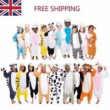 Xmas  Unisex  Adults Kids Animal Pajamas Kigurumi Cosplay Onesie99 Sleepwear UK